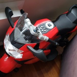 Kids electric bmw motorcycle